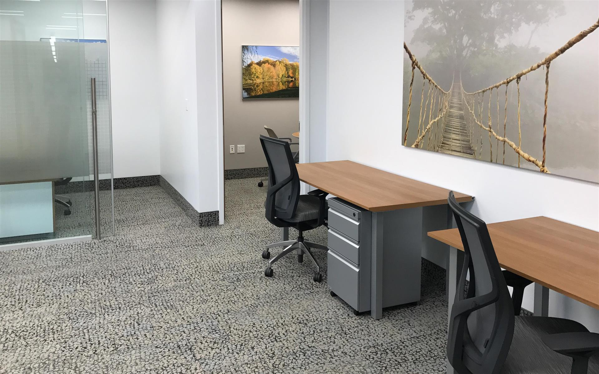 Symphony Workplaces - Palm Beach - Coworking Workstation
