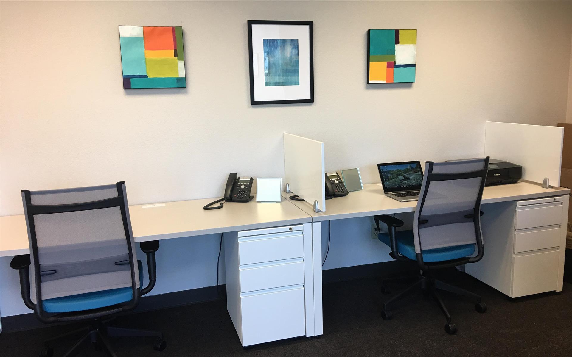 Office Evolution - Fort Collins - Dedicated Desks