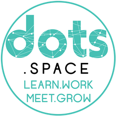 Host at dots SPACE