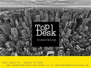 TopDesk Co-Working