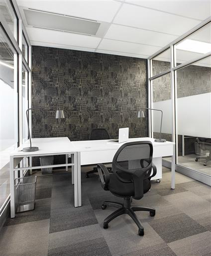 Workplace One-Liberty - Day Office - Interior