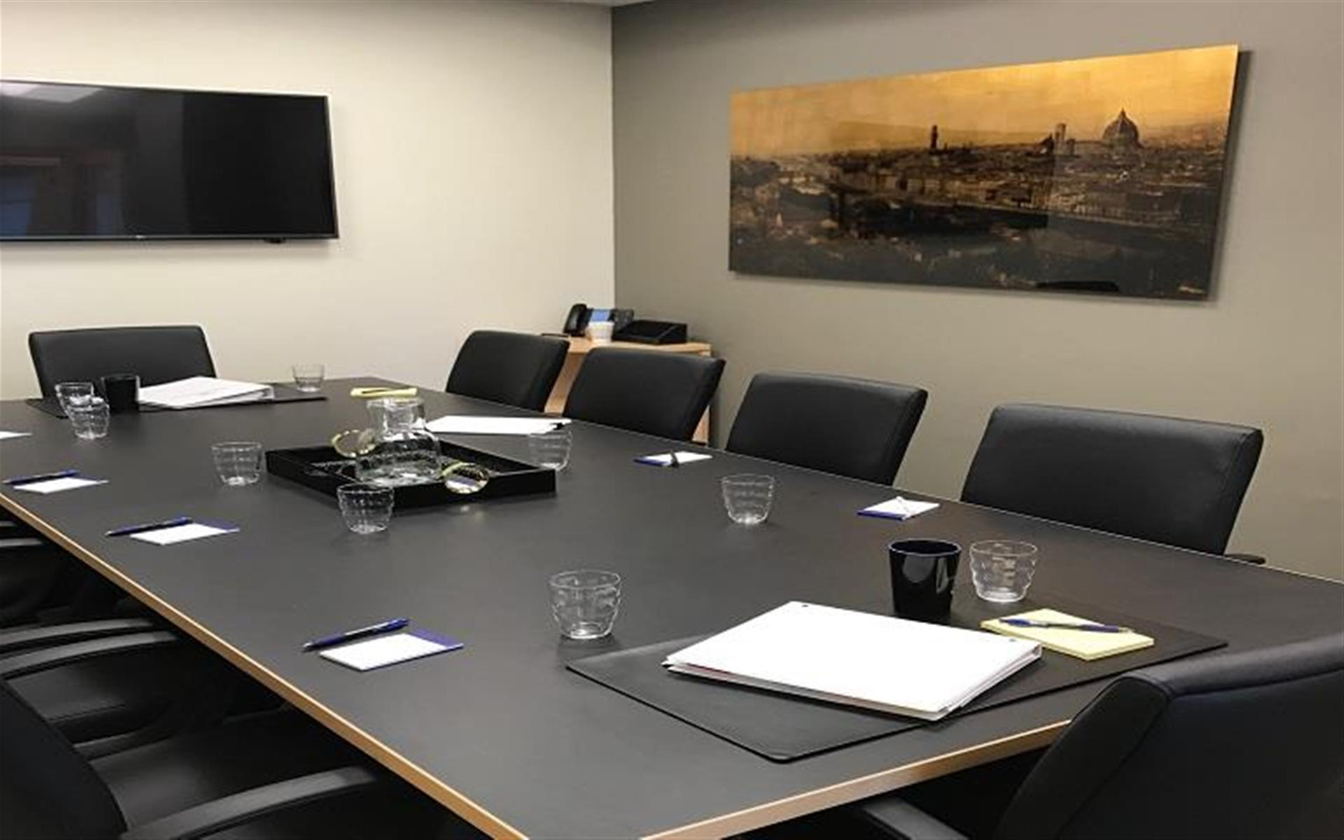 Intelligent Office Bethesda - Florence Room - Large Meeting Room