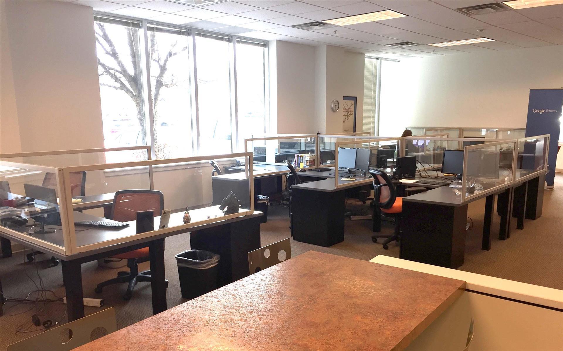 ATS Mobile - Open Desk 1