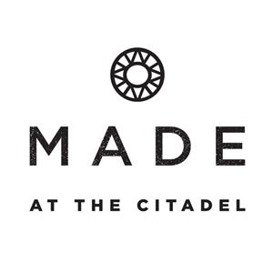 Logo of MADE at the Citadel