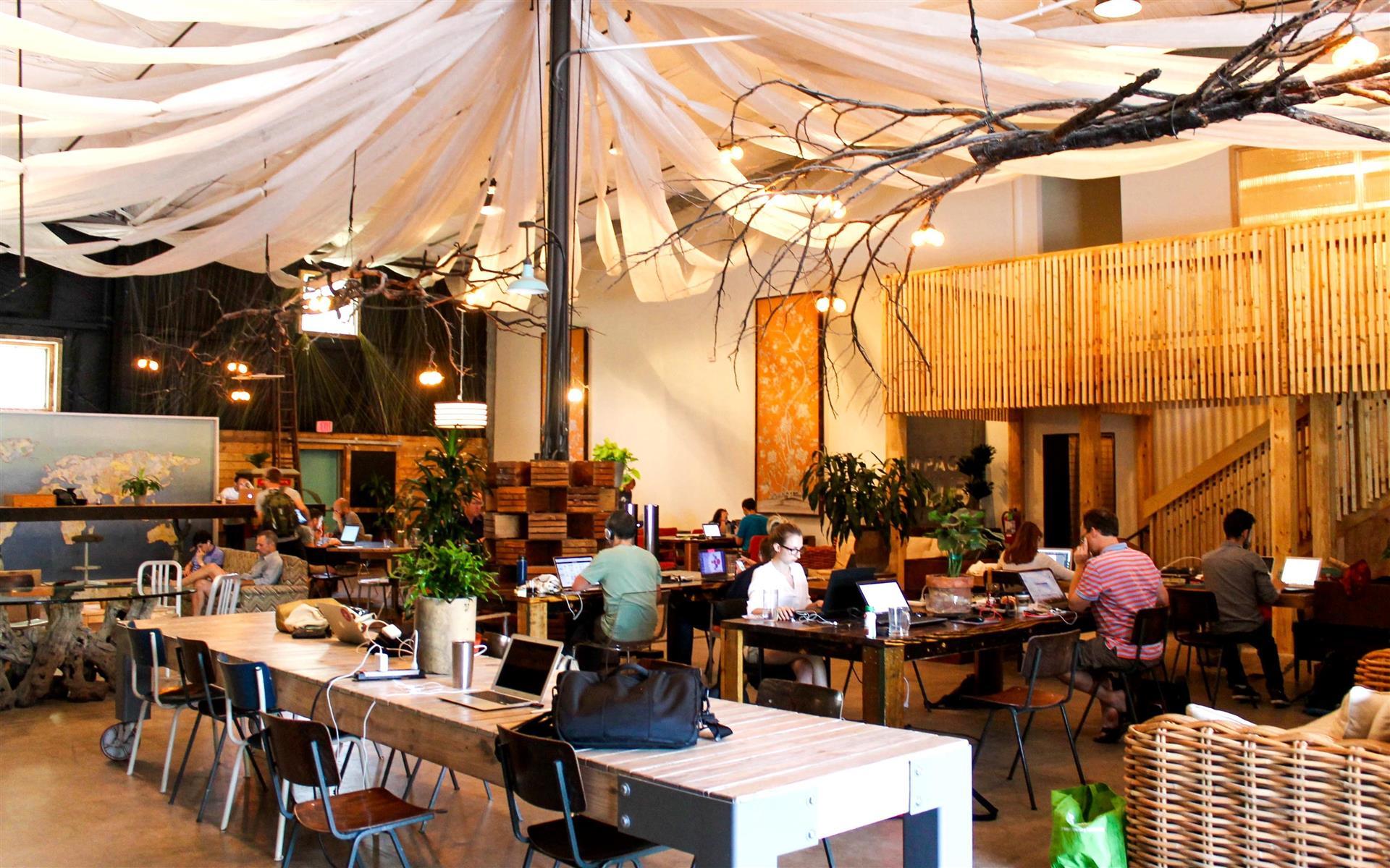 Impact Hub Austin (Monroe) - General Co-Working Membership