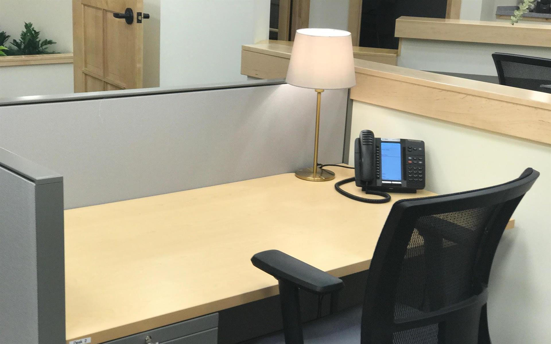 Intelligent Office Bethesda - Dedicated Workstation