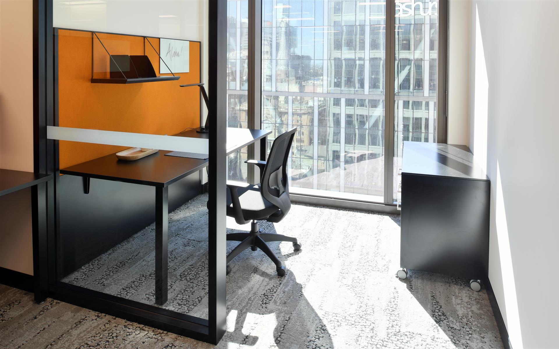 Flexispace @ 1 Martin Place - Ultra Premium Booth @ 1 Martin Place