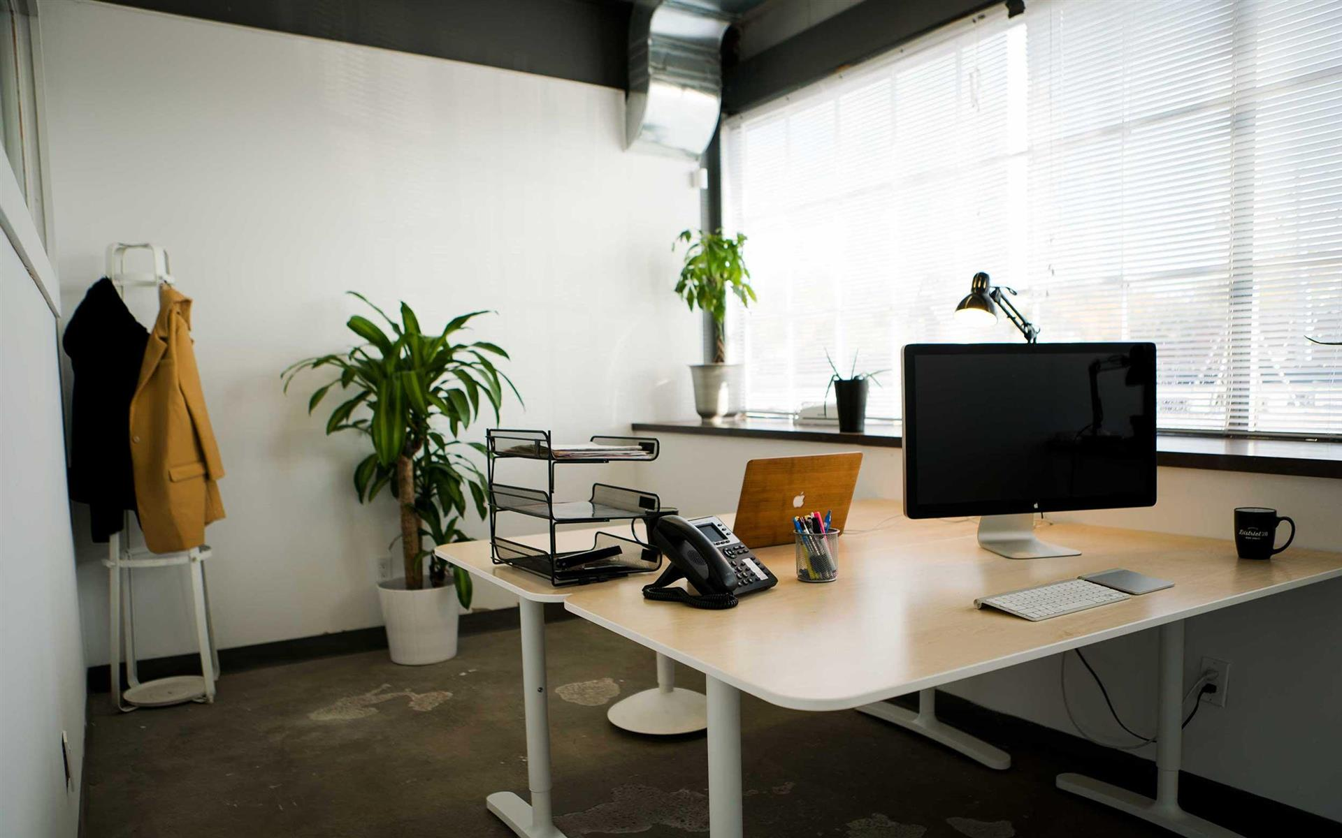 District 28 WorkSpace - Private office
