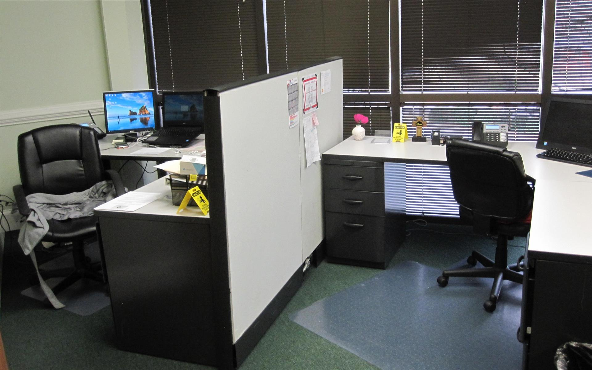AMS Business and Training Center - Suite D - Team Office