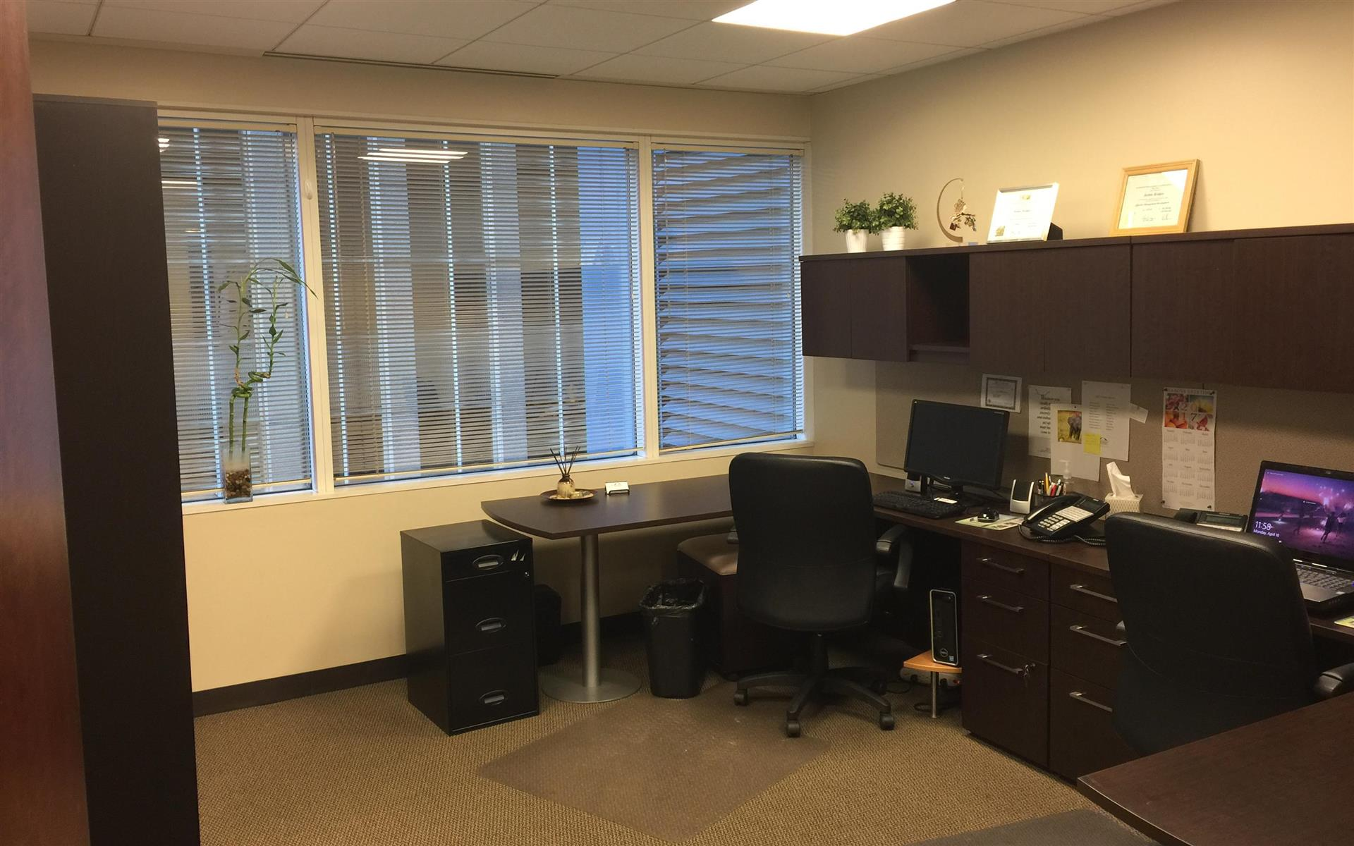 Bridges Court Reporting - Office with Window