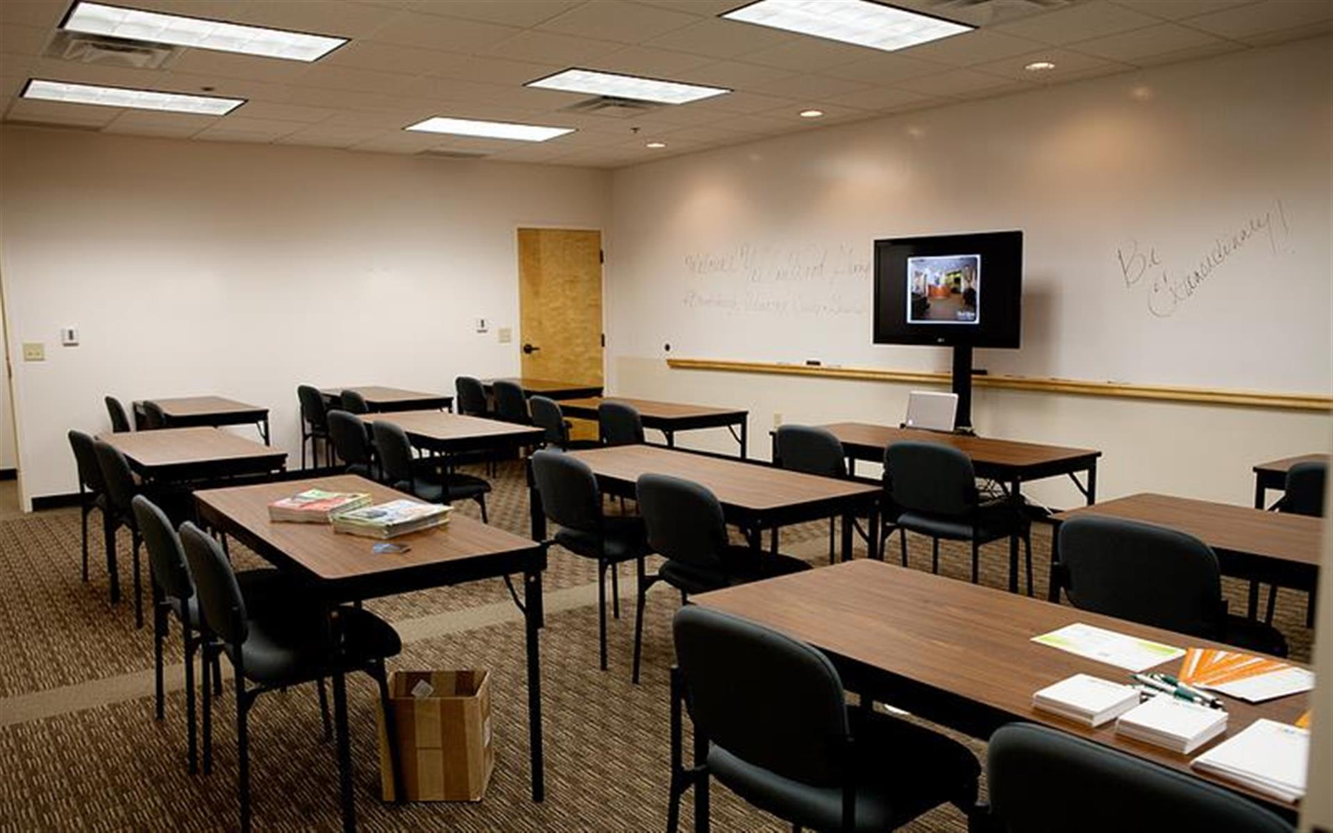 Executive Office Suites at Lafayette Village - Training Room