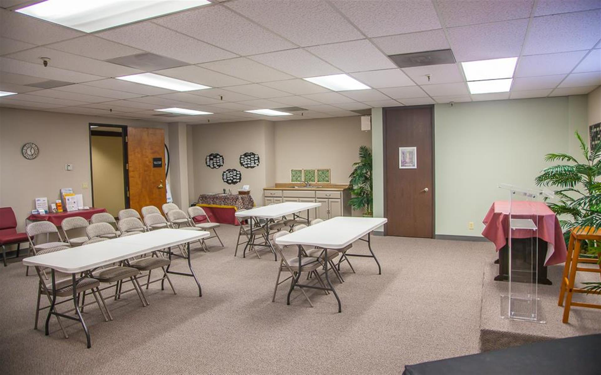 Unity of Tri-Valley - Spiritual Center - Share Space
