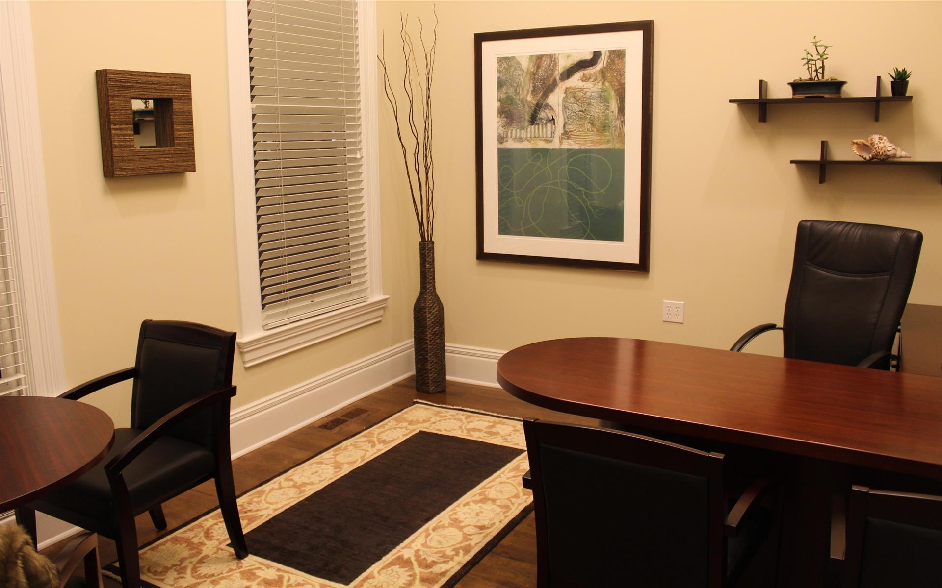 Victory Workspace Danville - Executive Meeting Room