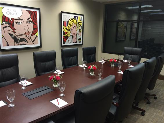 Westpark Suites - Lichtenstein Conference Room