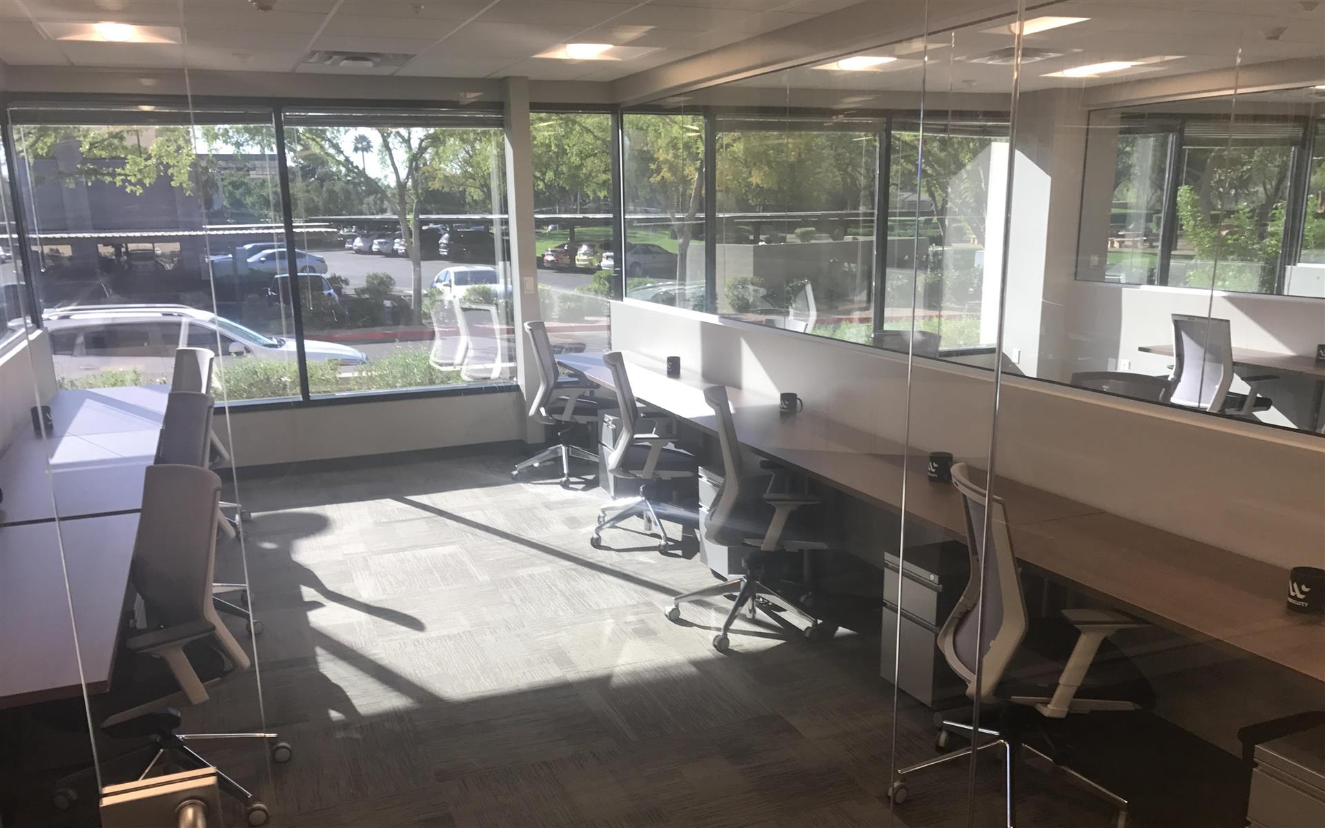 Workuity - Suite 102 - 7 Person Office