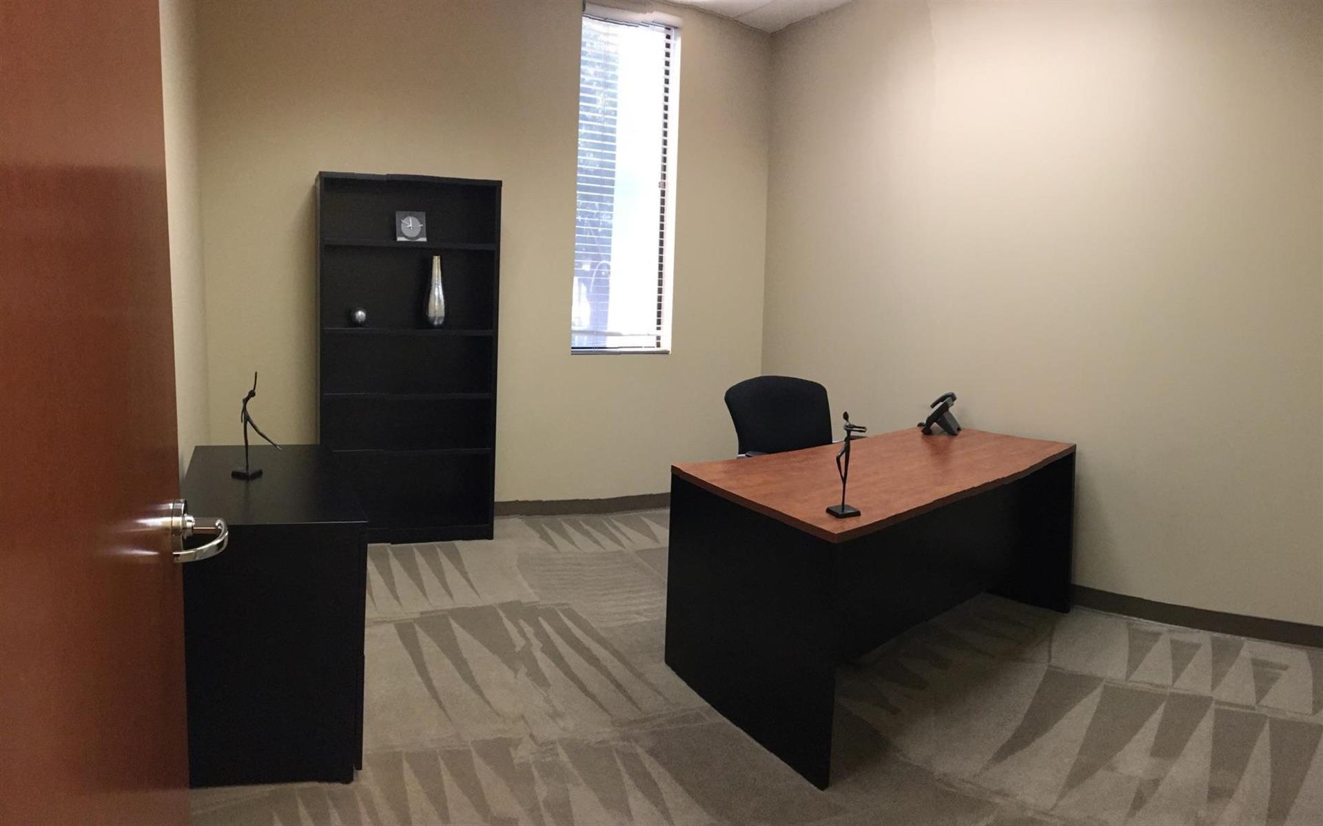 The Satellite Gateway Ontario - Private Office