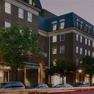 Logo of WashingtonREIT   Courthouse Square