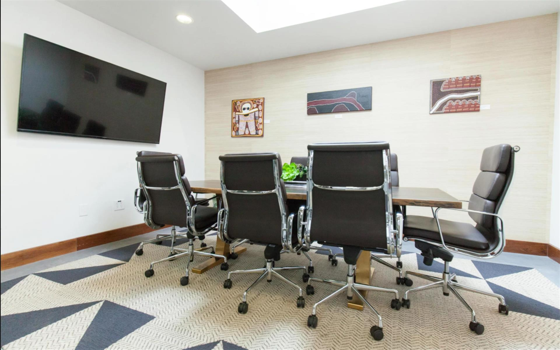 BootUP - Stylish Conference Room