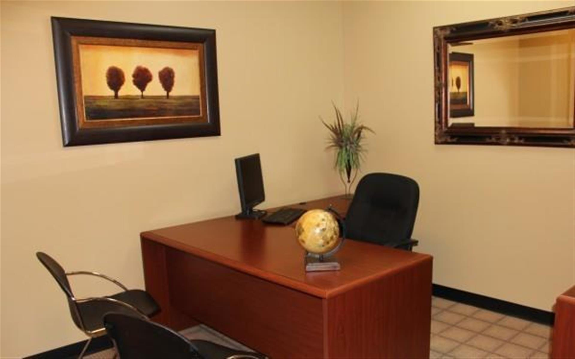 Riverwalk Executive Offices - Suite #208
