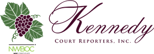 Logo of Kennedy Court Reporters