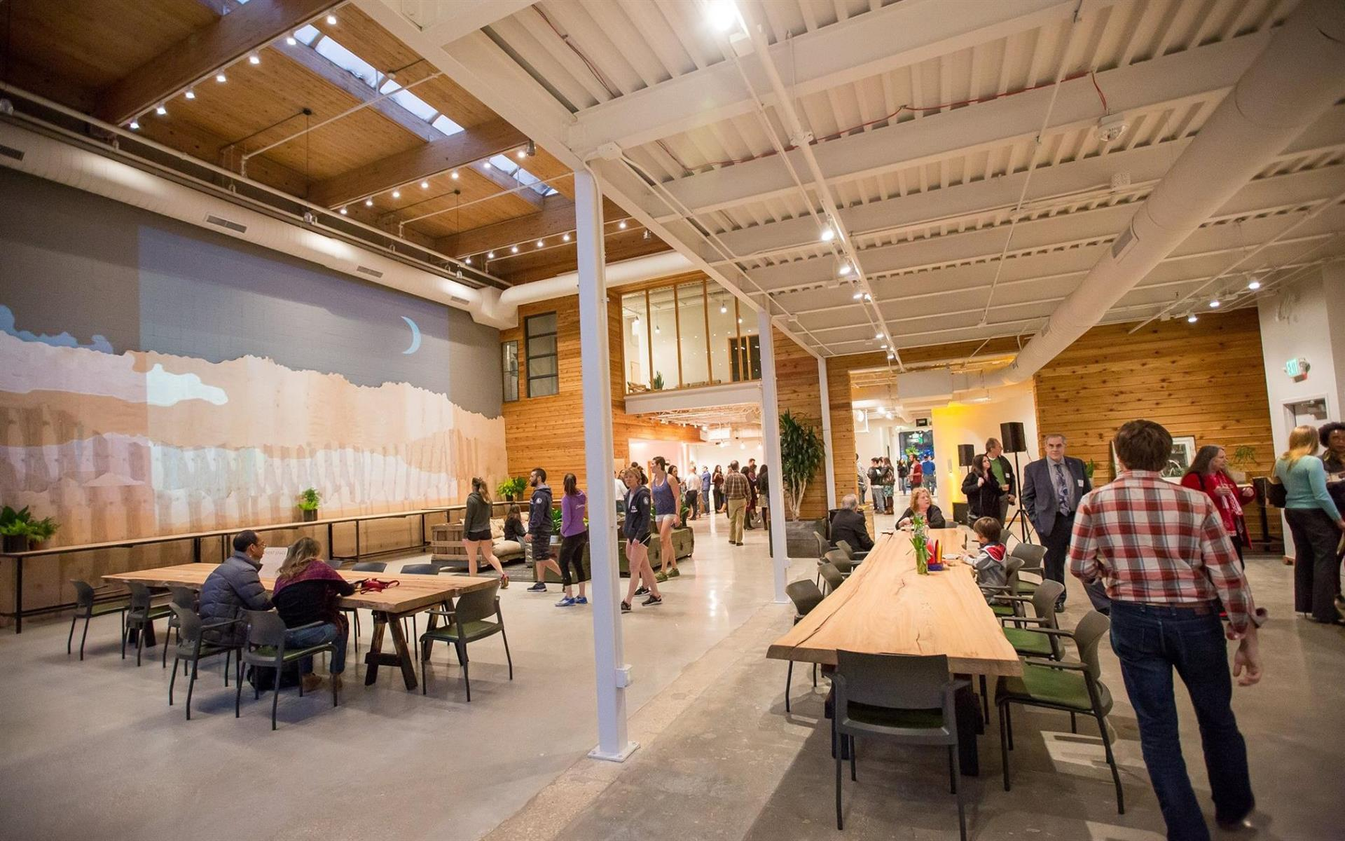 Impact Hub Austin (N. Lamar) - General Co-Working Membership