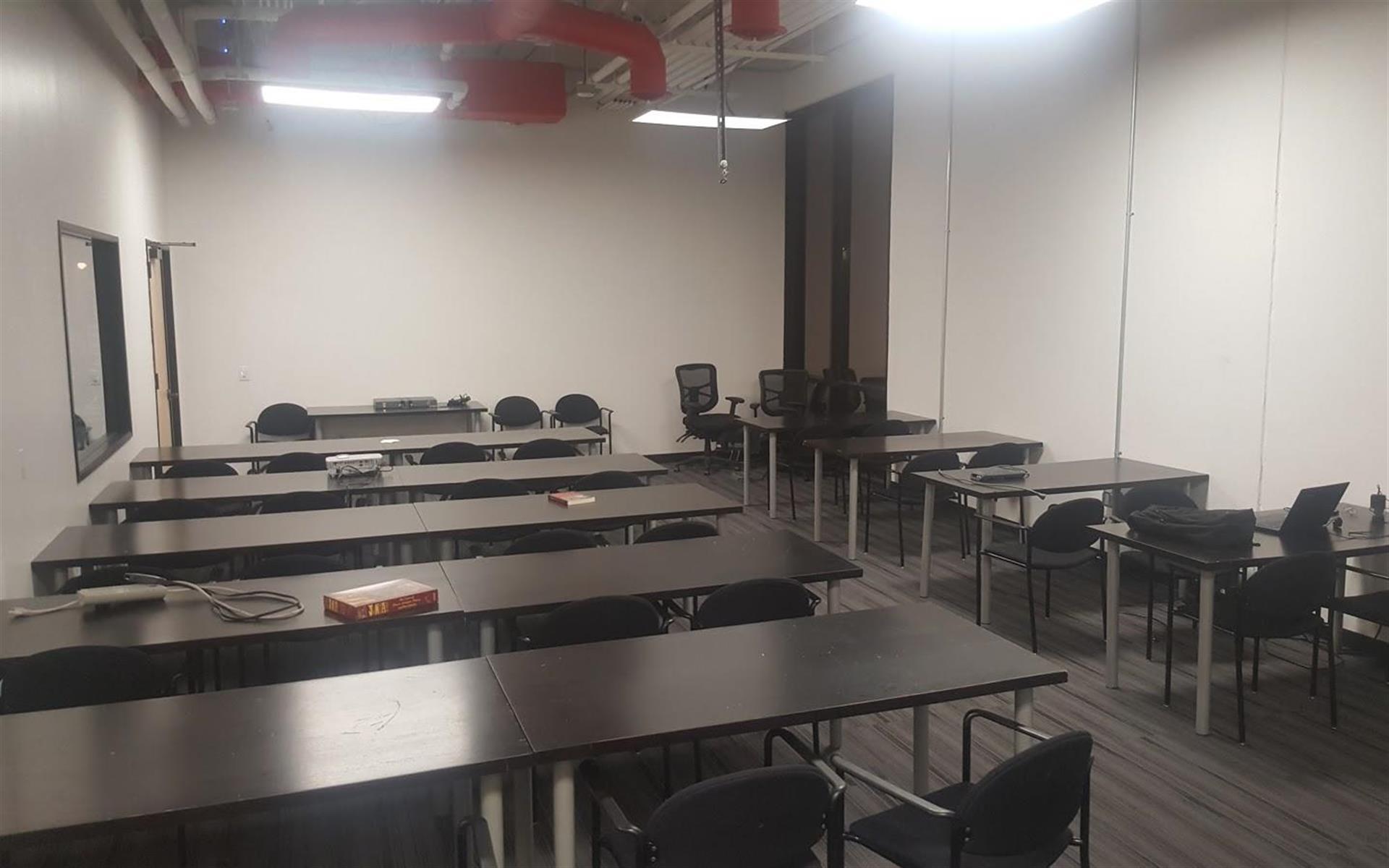 Hacker Dojo - Classroom