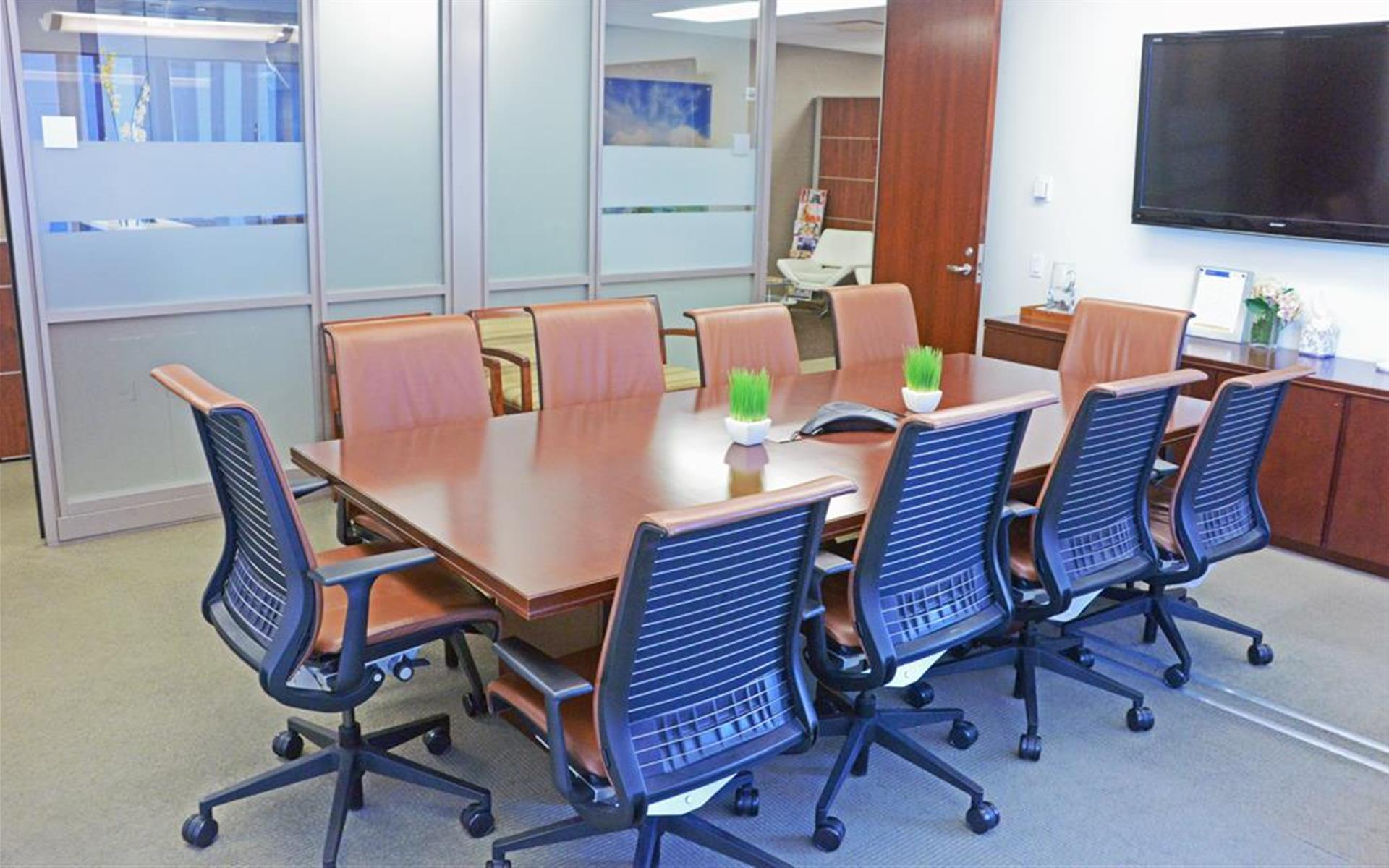 Quest Workspaces- New York City, Midtown - Boardroom