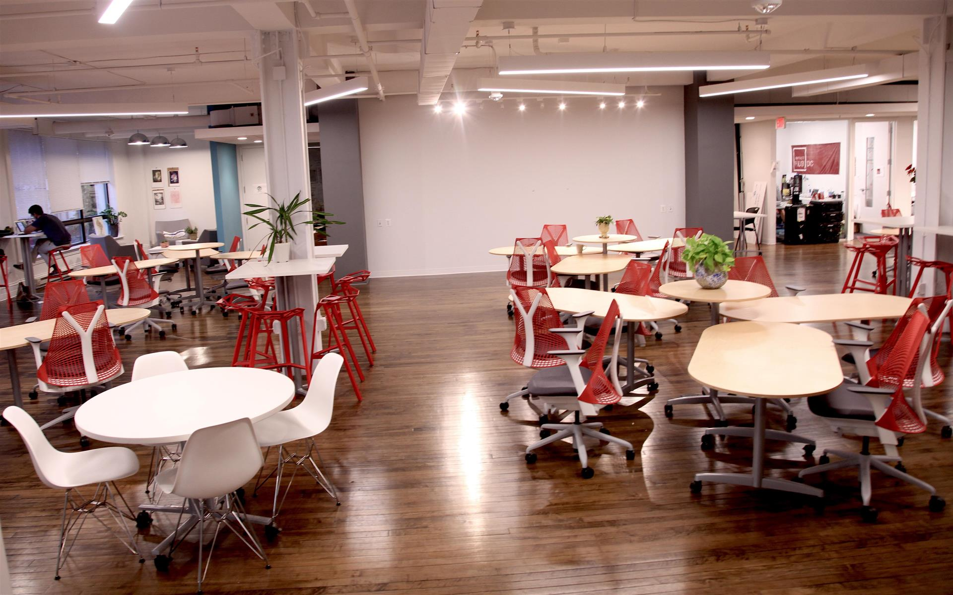 Impact Hub DC - Open Coworking Space - Day Pass