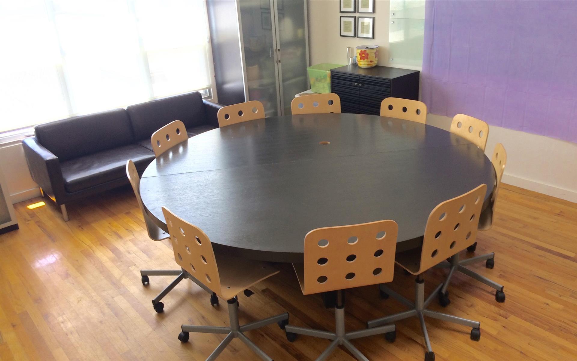 Enoki Events/BOOST Collaborative - Private Conference Room