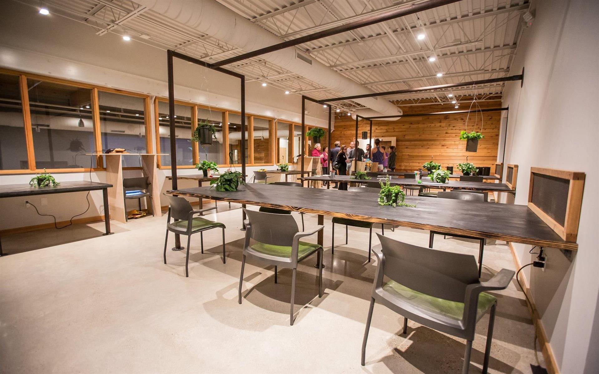 Impact Hub Austin (N. Lamar) - Dedicated Desk