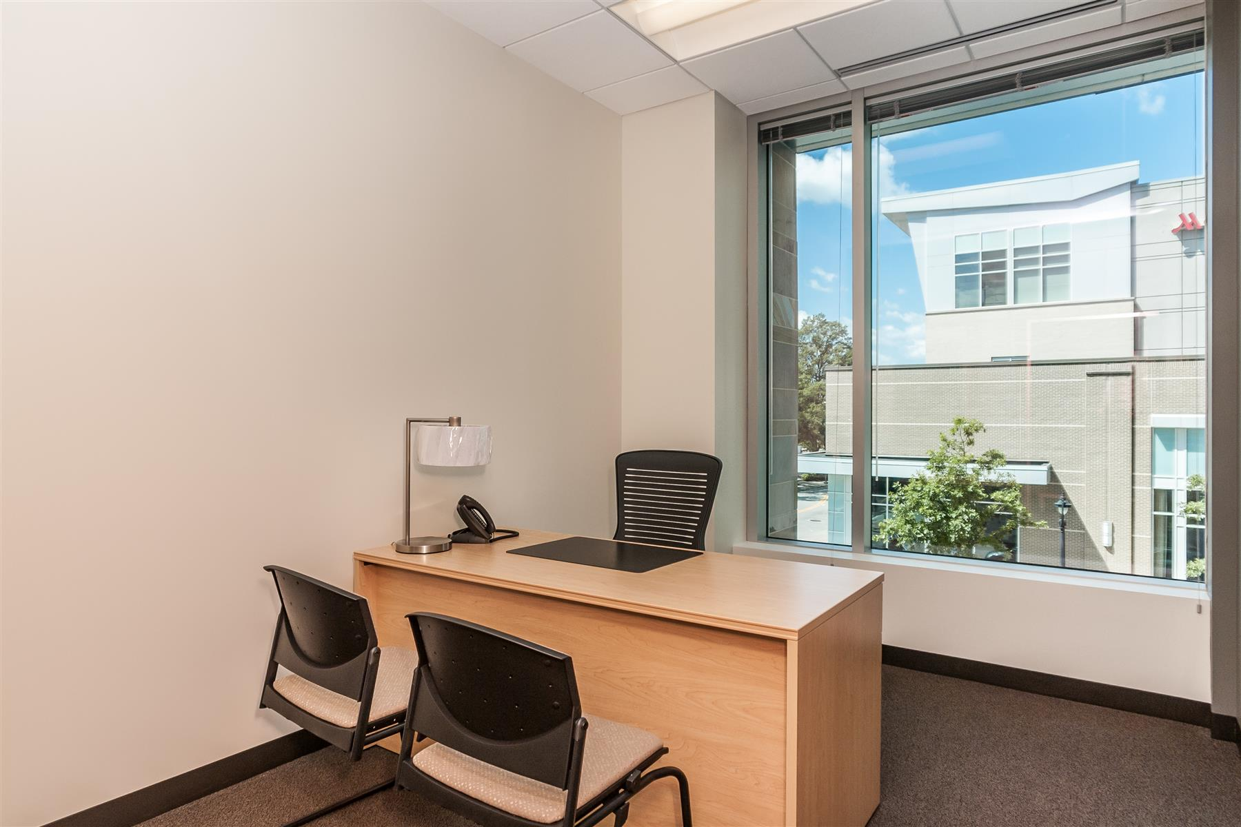 Intelligent Office of Raleigh - Executive Office Suite 2