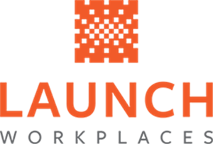 Logo of Launch Workplaces Towson