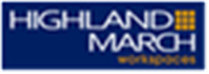 Logo of Highland-March Workspaces, Braintree