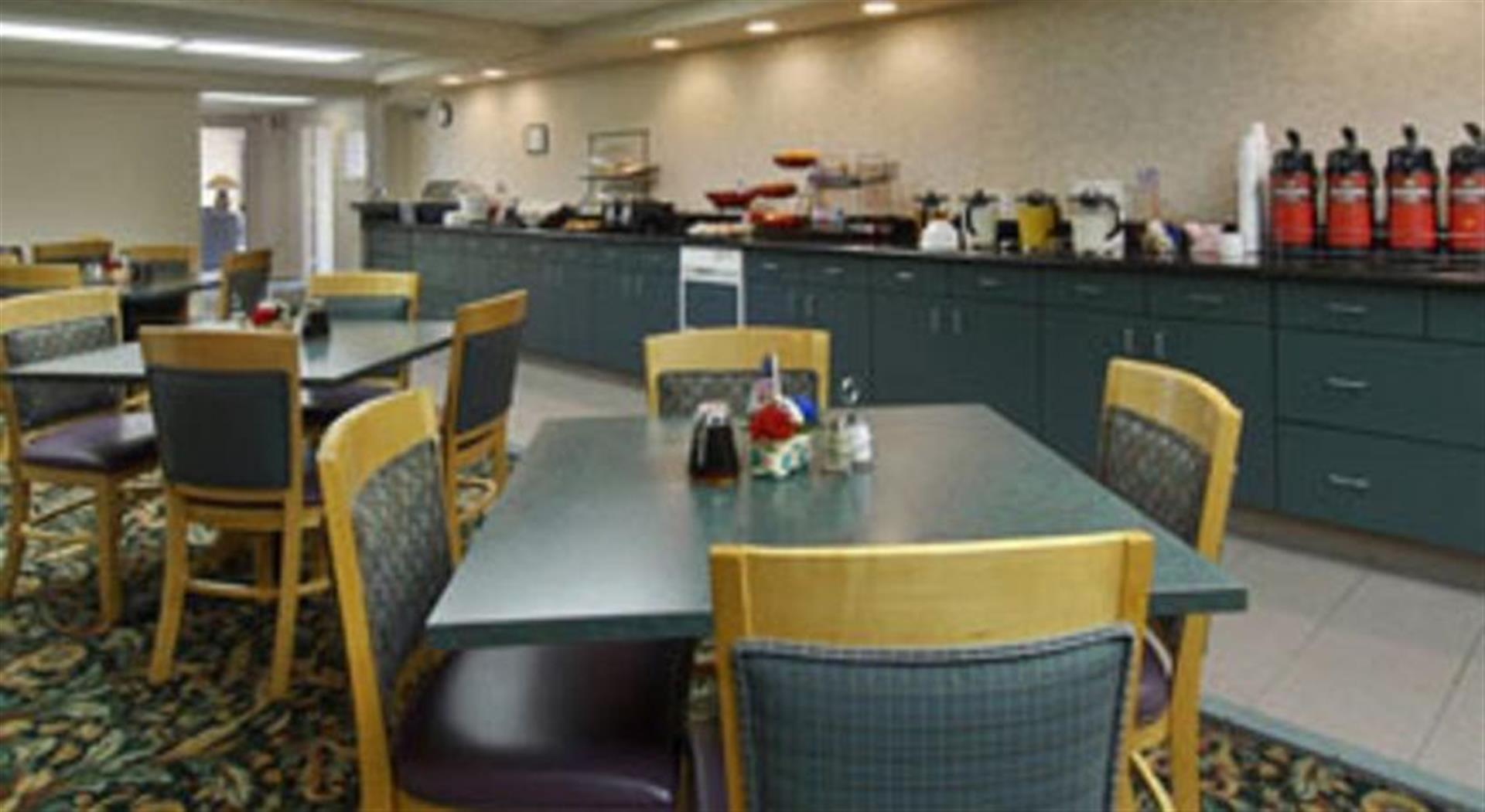 Rodeway Inn & Suites Shreveport - Breakfast Room