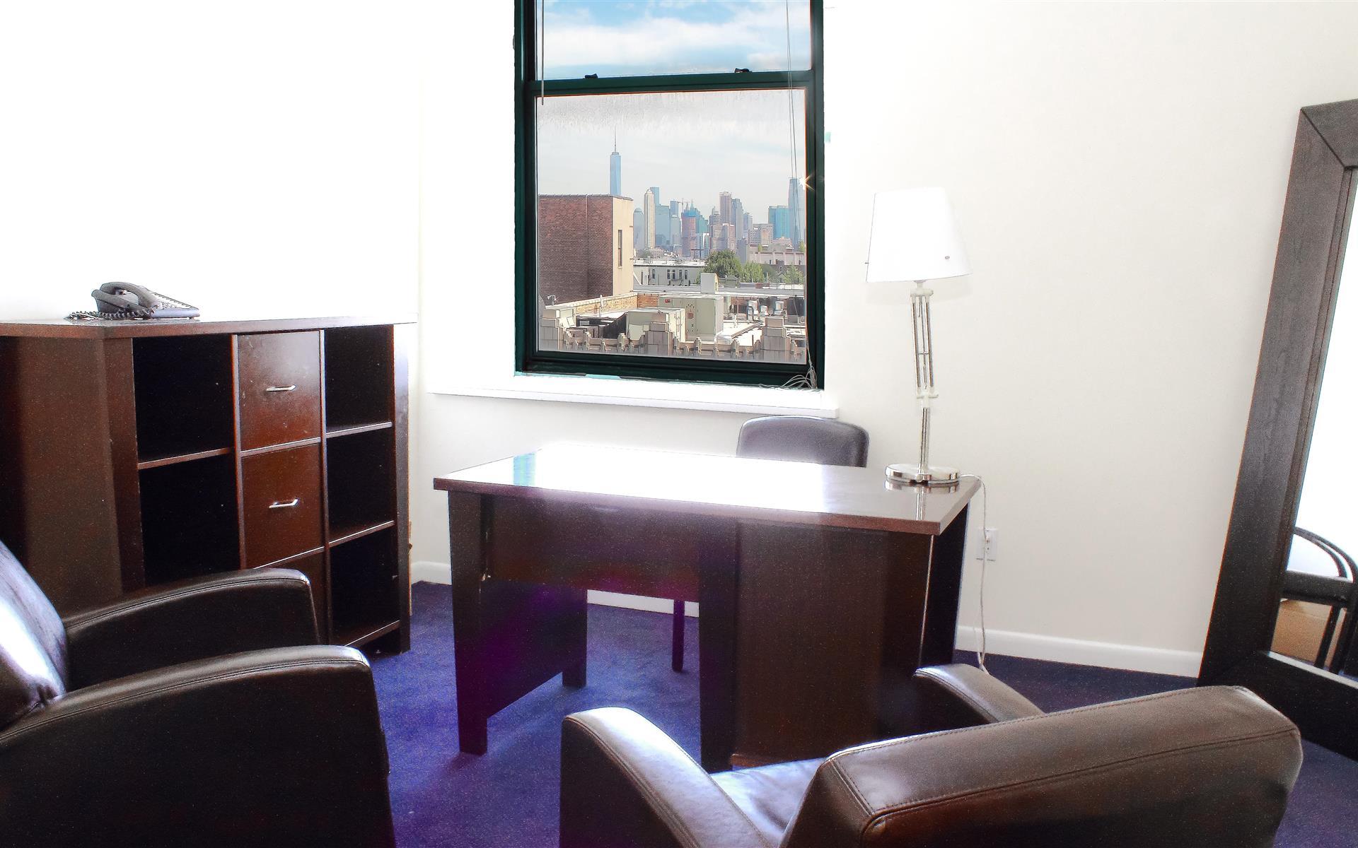 Salman Capital - 4th Floor - Shared office space