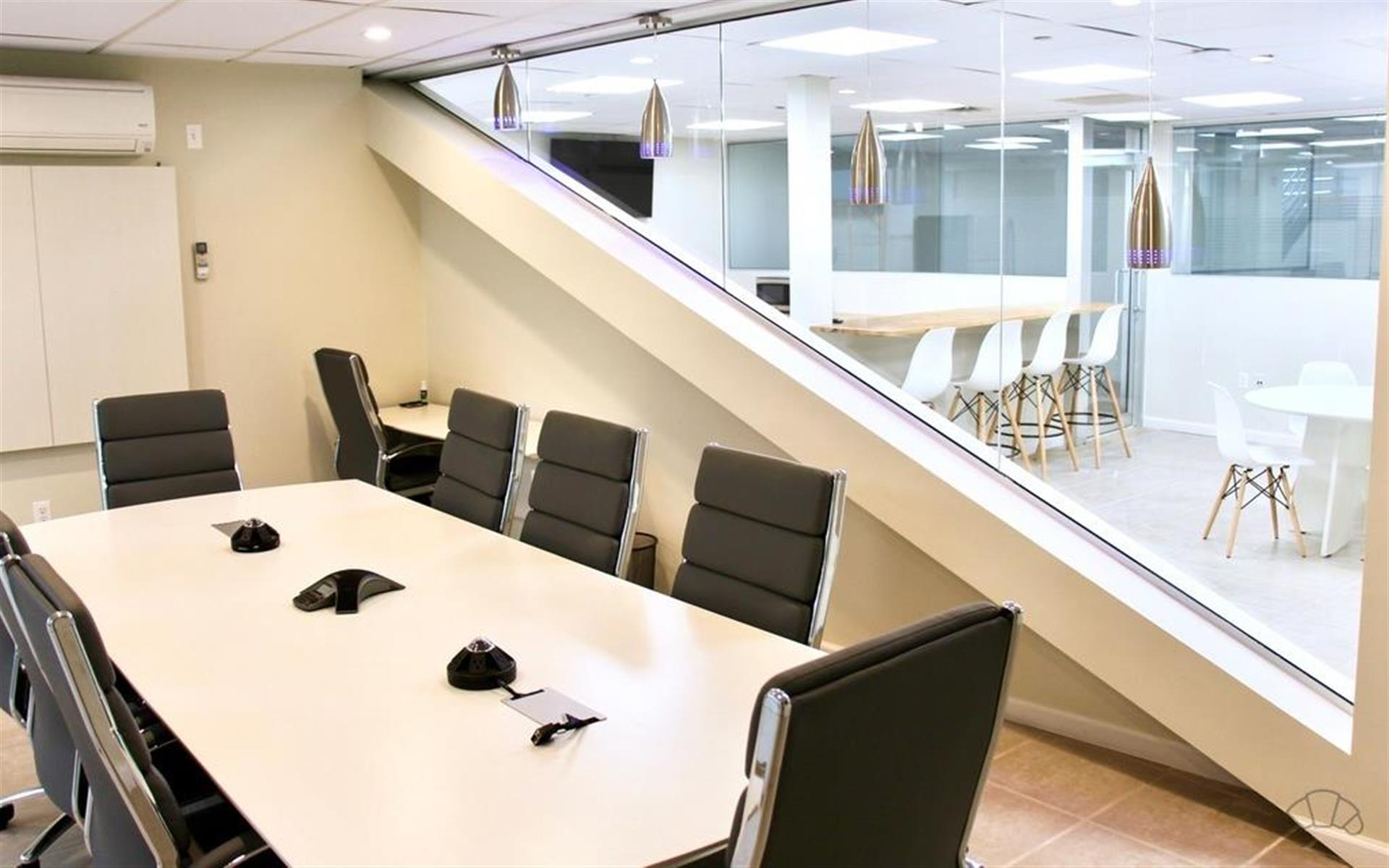 Office on the Bay - Executive Conference Room