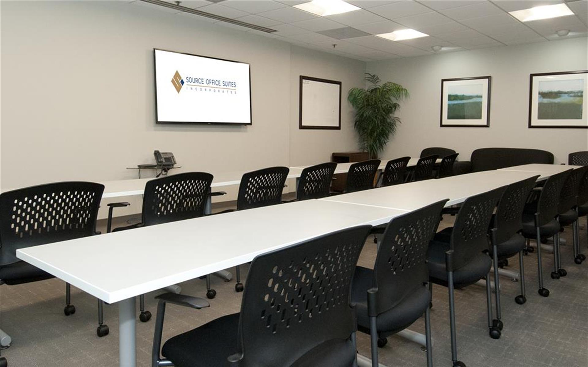 Source Office Suites Arlington - Seminar Room