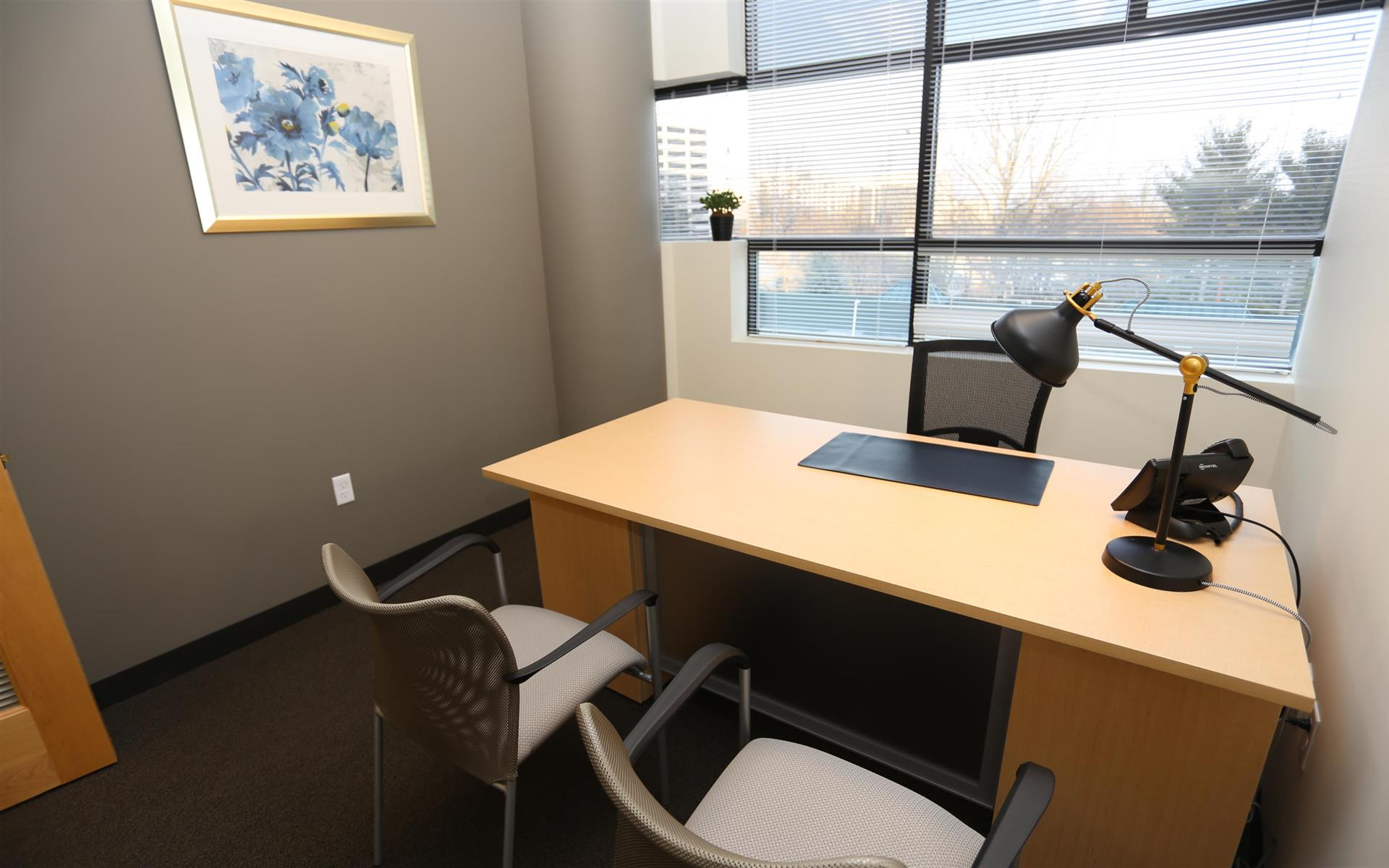 Intelligent Office Bethesda - Private Window Office
