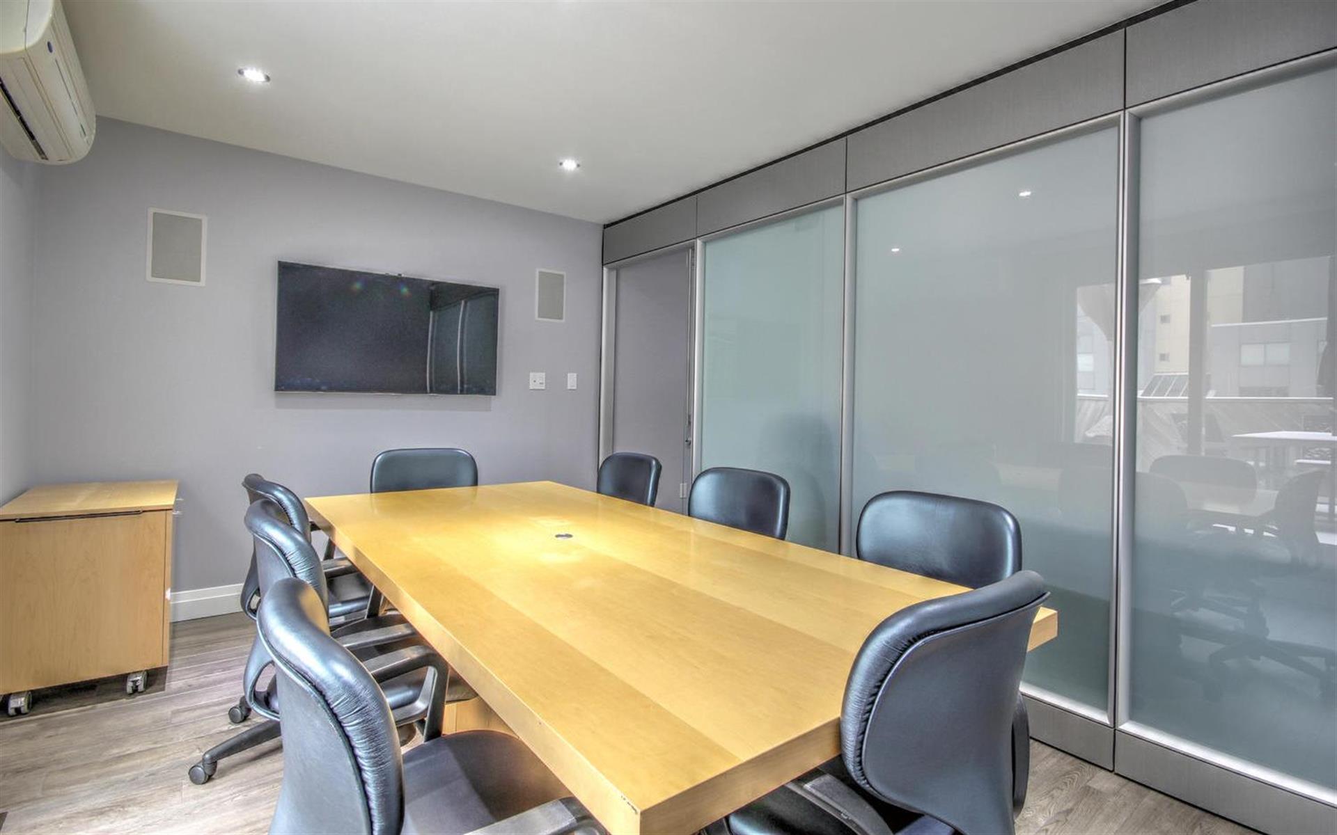 STARTSPACE - Upstairs Boardroom