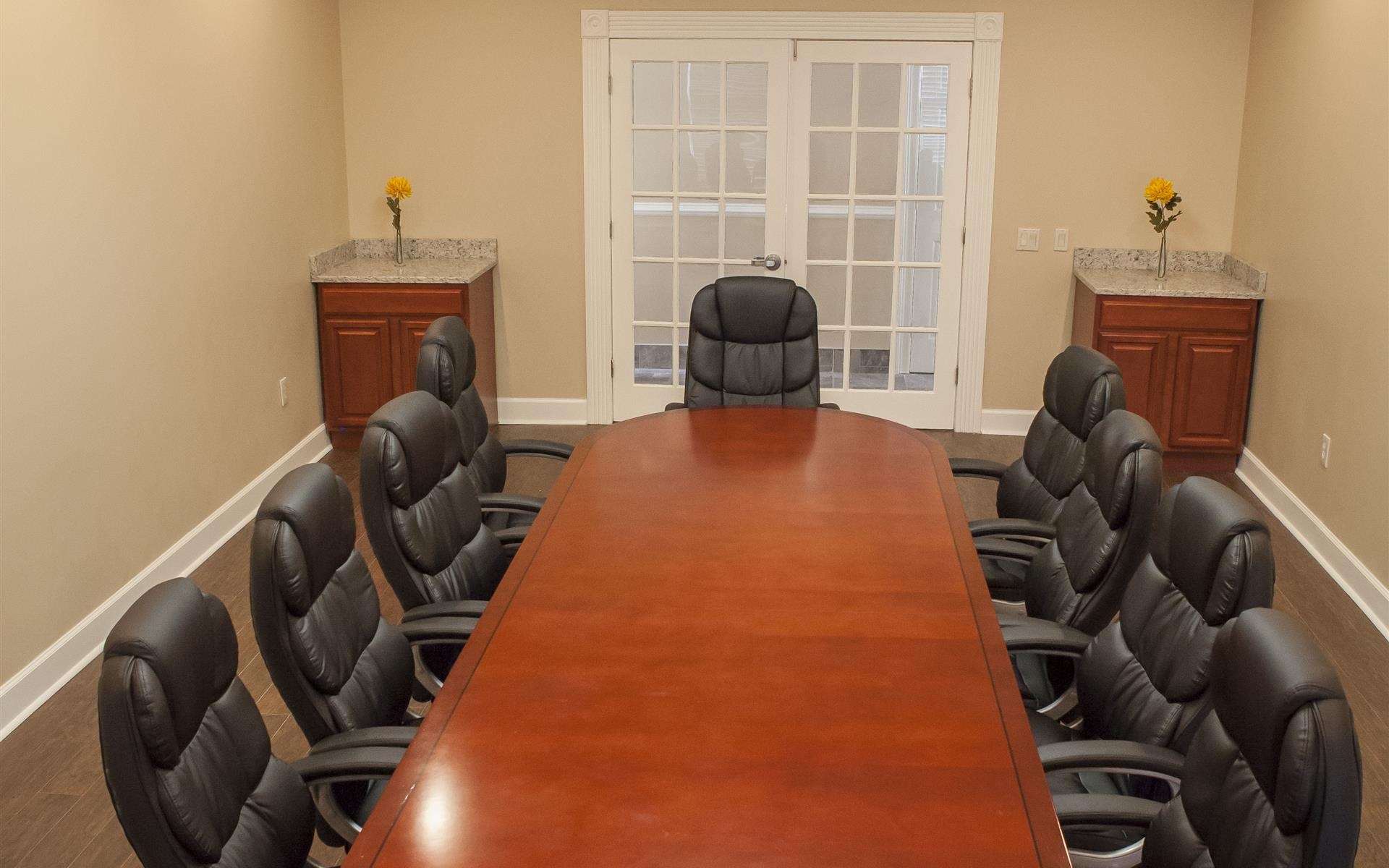 SATEL, LLC - Conference Room