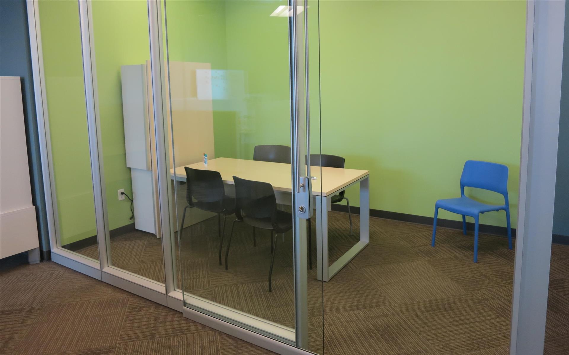 Goosetail Spaces - Small Conference Room