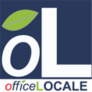 Logo of officeLOCALE Coworking Space & Cyberscraper