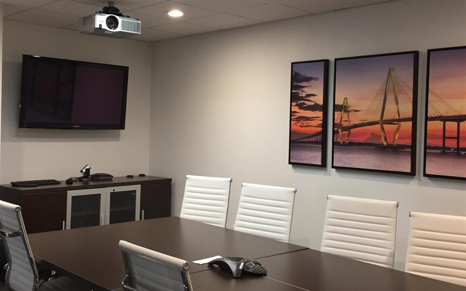 Magna Legal Services - Videoconference/Small Conference Room