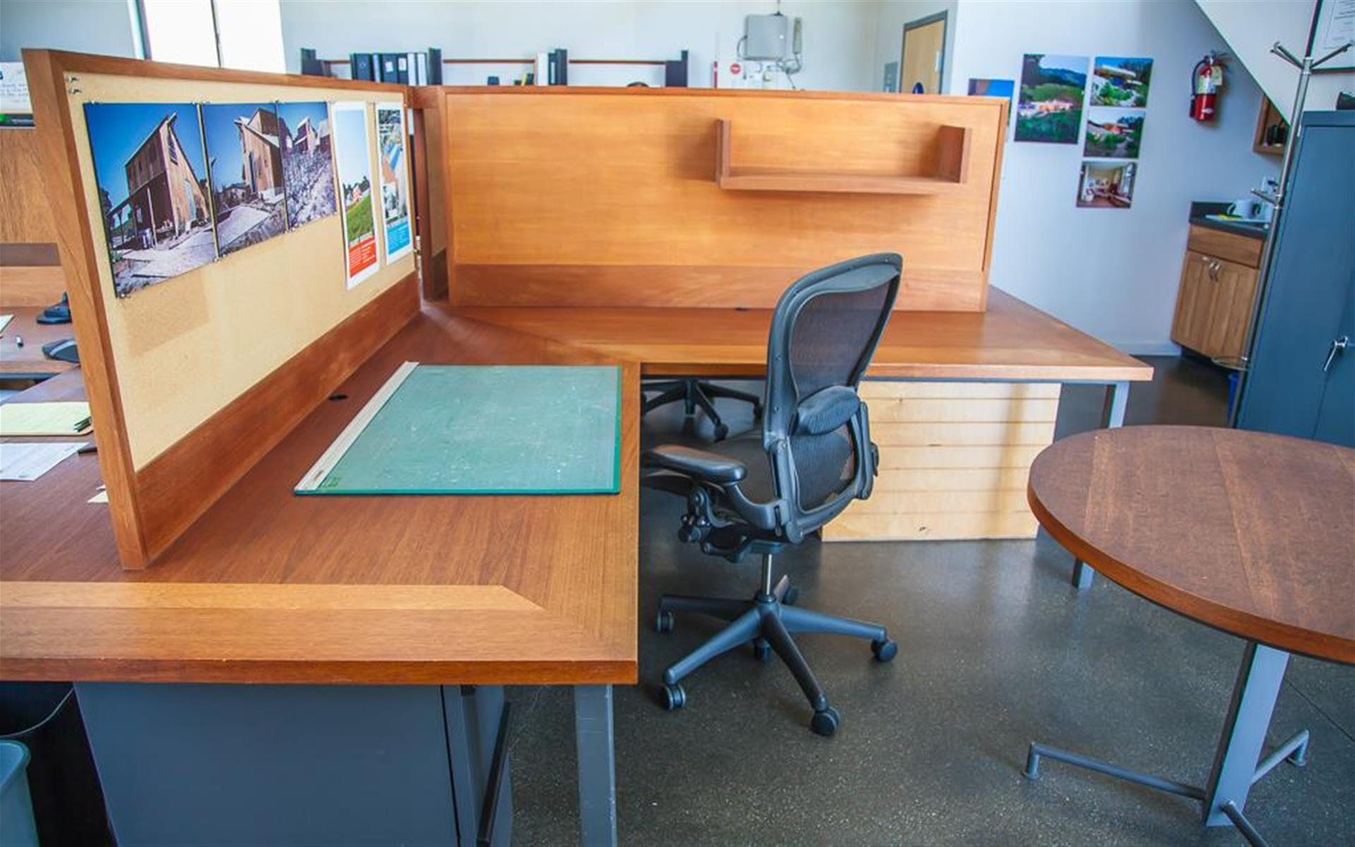 Todd Jersey Architecture - Large Drafting Desk
