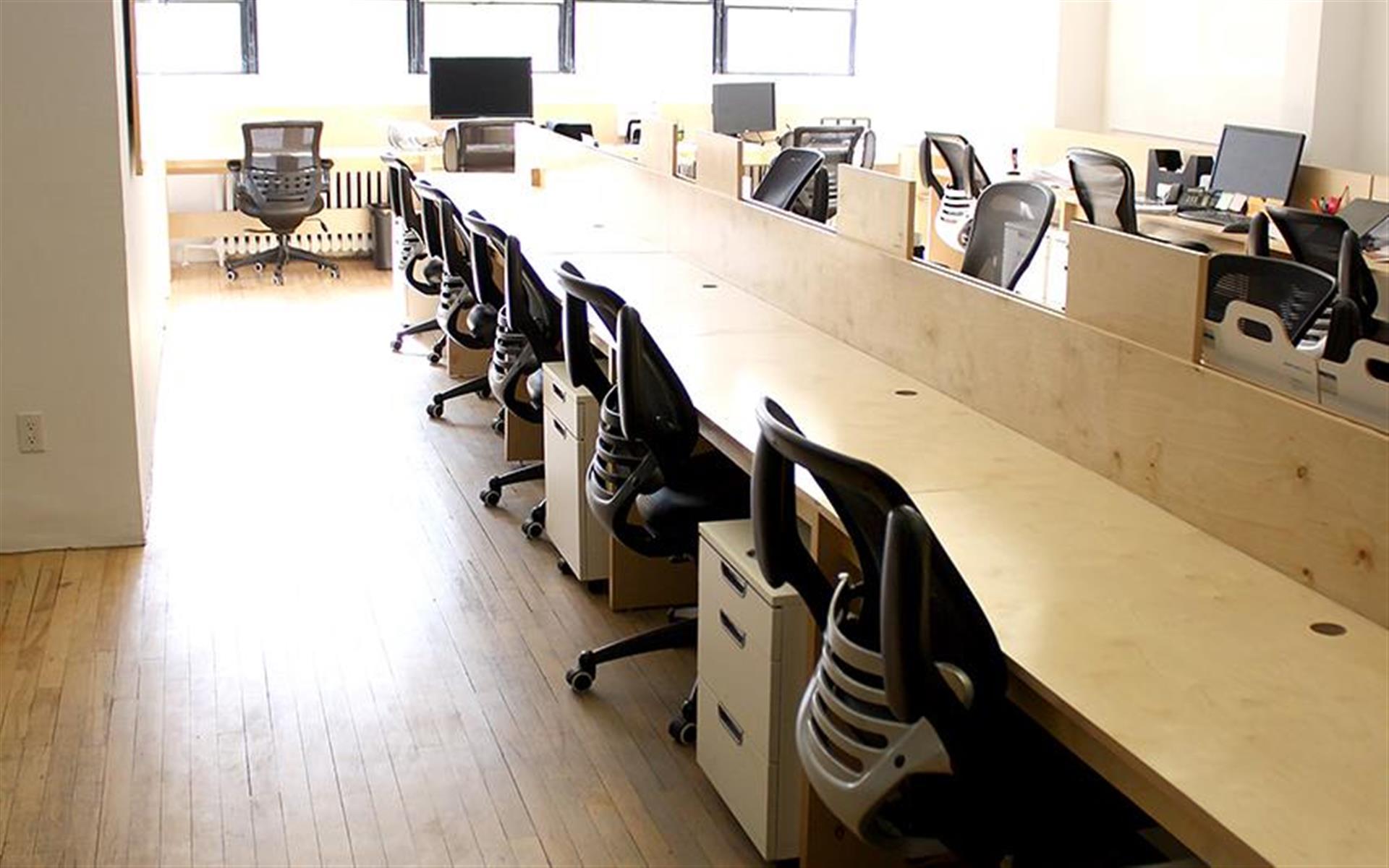 Civis - Dedicated Desks - Upper Civis