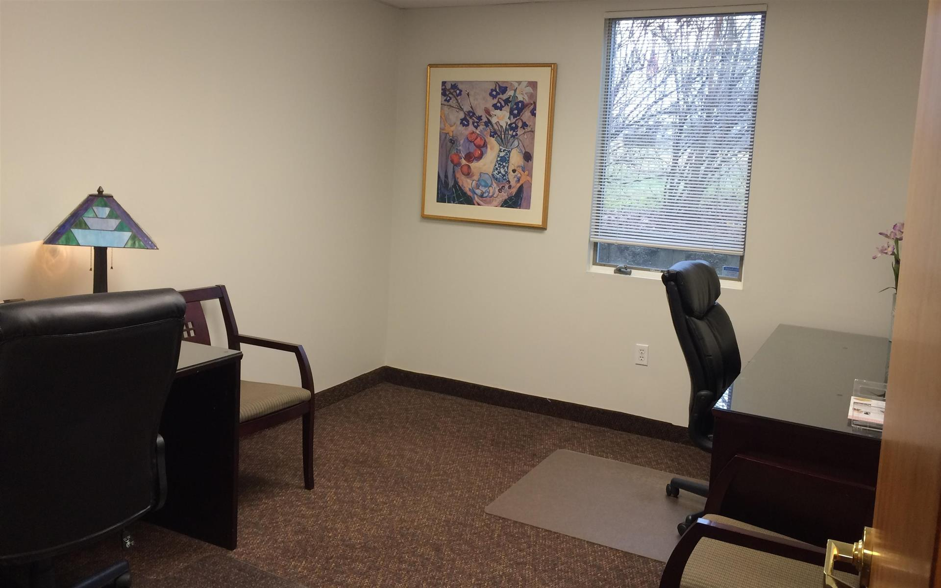First Choice Executive Suites - 2 Person office w/Window that opens