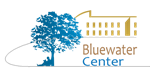 Logo of Bluewater Center