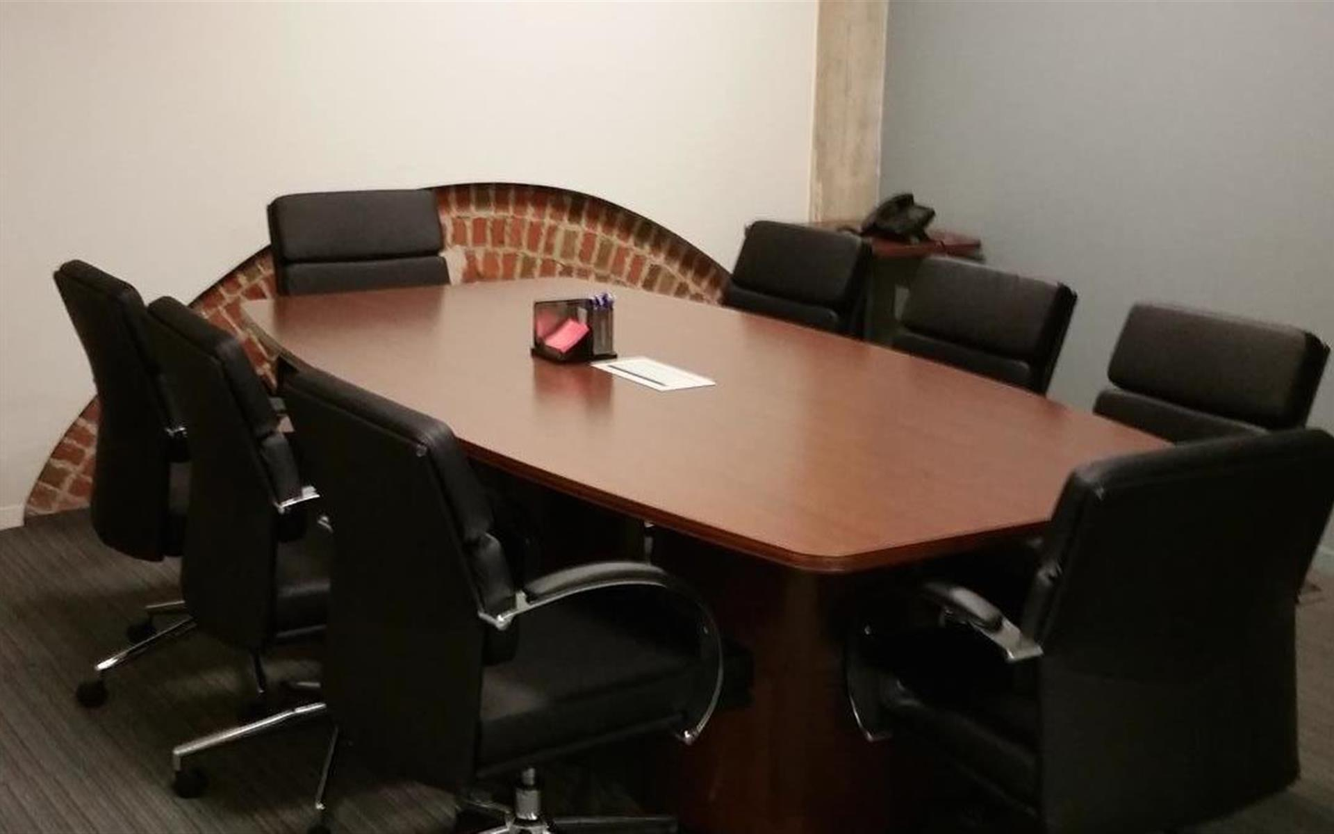 PacMutual Bldg. - First Legal Deposition - Medium Conference Room 1