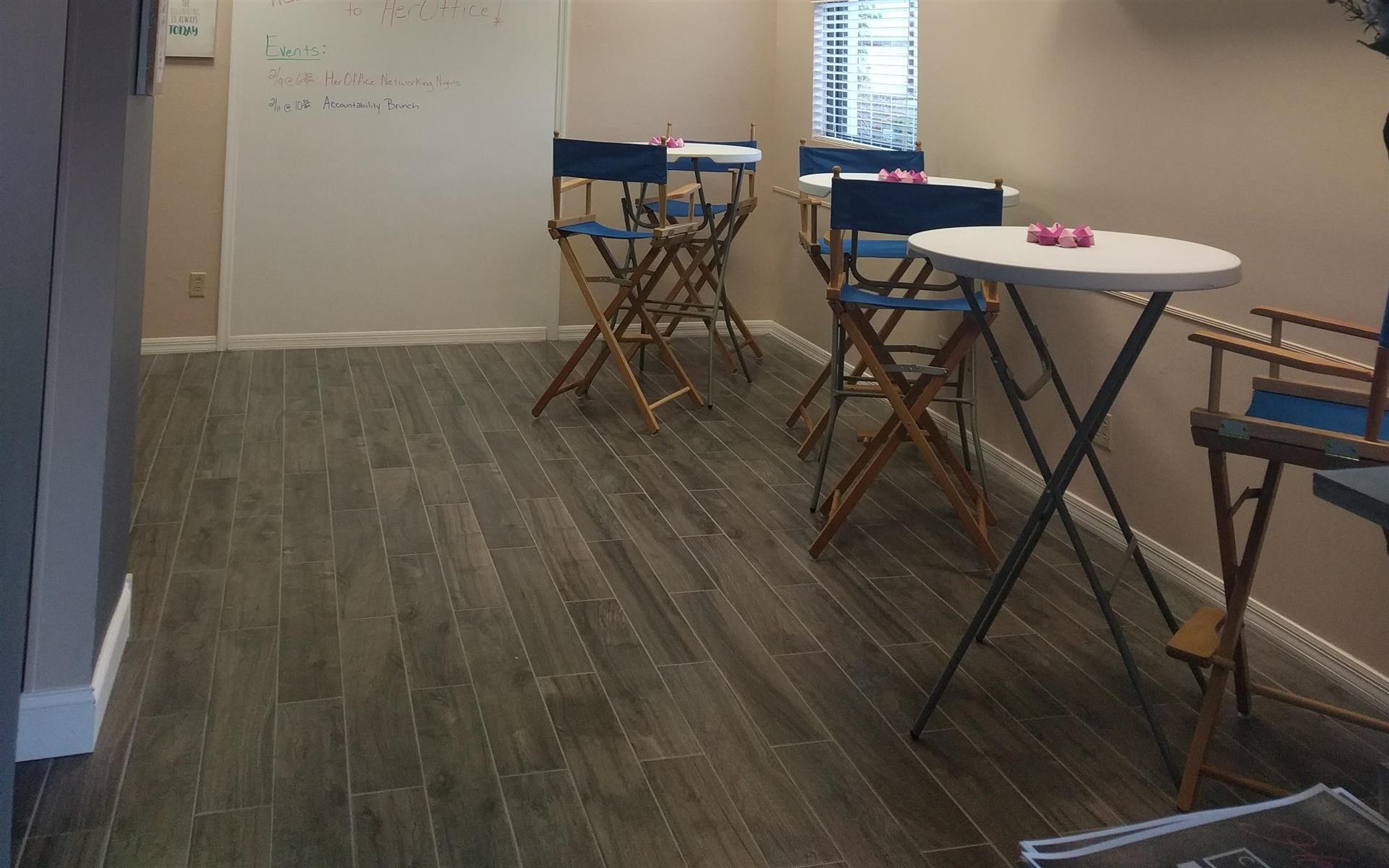 HerOffice Co-Work Space - Her Hours