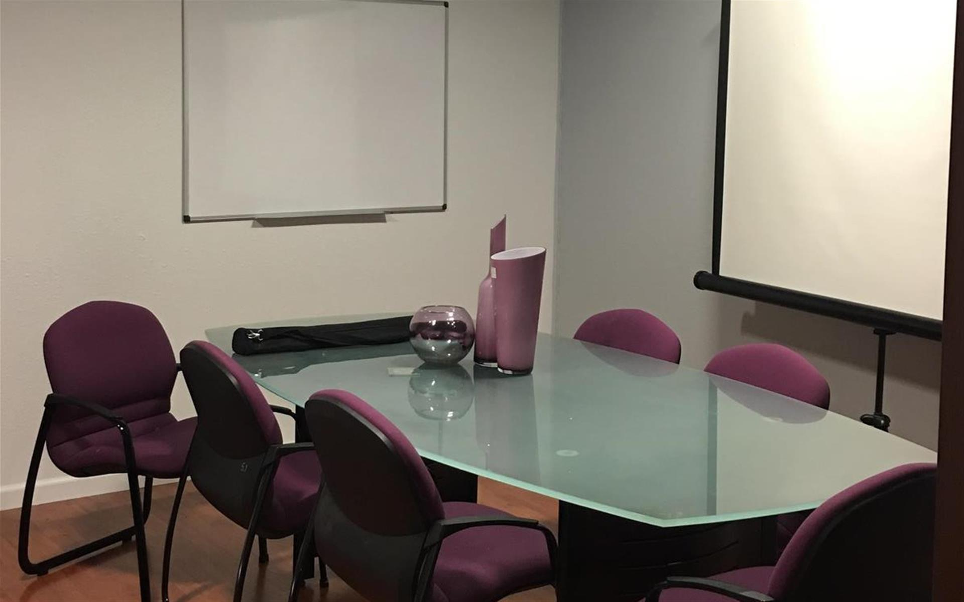 Melvin and Associates PLLC - Conference Meeting Space Seats 6